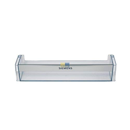 Bosch Siemens Appareils ménagers compartiment de rangement compartiment de rangement robinet d'arrêt bouteille hauteur 100mm 00705975 Original pour réfrigérateur