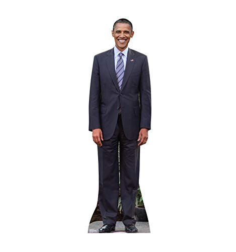 Advanced Graphics President Barack Obama Life Size Cardboard Cutout Standup