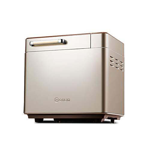 Affordable Elitte 2lbs Digital Bread Maker, Multifunctional Automatic Bread Machine Loaf Maker, 3 Lo...