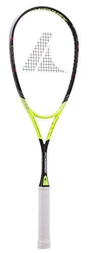 PROKENNEX Destiny Speed Squashschläger Unisex Erwachsene schwarz gelb One Size
