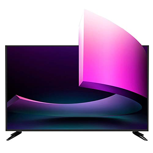 ZZYH FHD Smart LED TV (32,42,46,55,60,75,85Inch), 64-bit Processor, Stereo Speakers, High-Strength Metal Back Shell, 9mm Narrow Side Design, Television