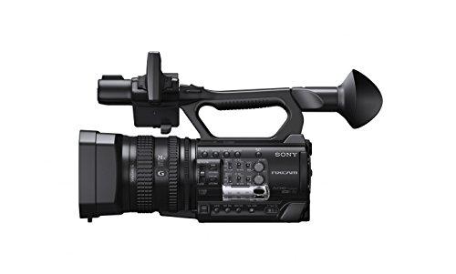 Sony HXR-NX100 Full HD Camcorder (Typ-1,0 Zoll Exmor R-CMOS-Sensor, 2x SD-Card-Slot, bis zu 48-fach-Zoom, ND-Filter) schwarz