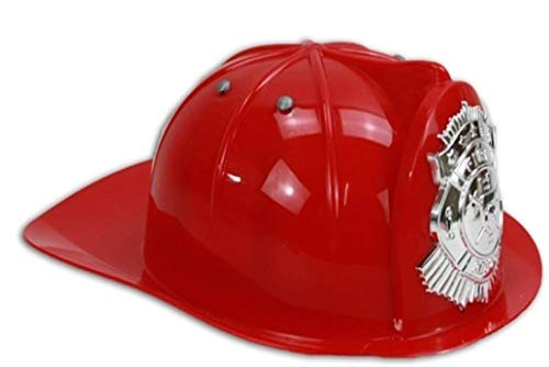 Casque de pompier enfant 29x24 cm 8104