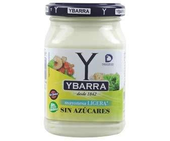 Ybarra – Light Mayonaise Suikervrij – Met behoud van de smaak als altijd – 225 ML