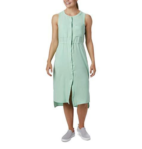 Columbia Women's Standard Tamiami Dress, New Mint, X-Large