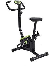 Fitness World Exercise Bike, CF-937D (Green)