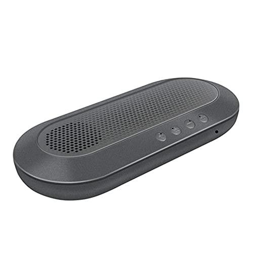 TISHITA USB Omnidirezionale Microfono Conferenza Desktop Altoparlante Portatile