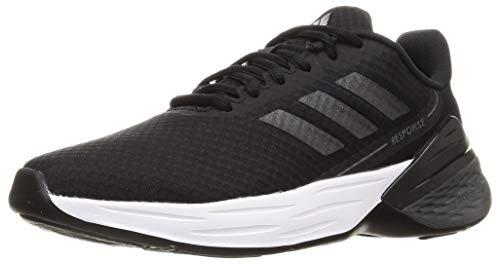 adidas Response SR, Zapatillas Mujer, NEGBÁS/NEGBÁS/GRISEI, 38 EU
