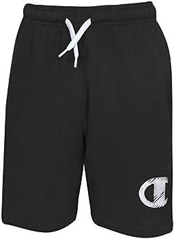 Champion Kids Shorts Training Sports Fashion Running Boys Fitness 304890BL Gym  104/3-4 Years  Black