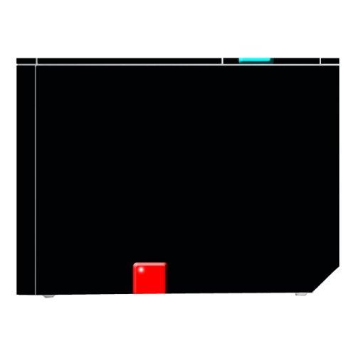 Disagu Design Skin für Nintendo Wii liegend - Motiv Tetris No. 1