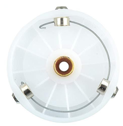 Generic Plastic Mixer Grinder Motor Coupler for Usha Old (6 x 6 x 4 cm, White) (USHA OLD, STANDARD)