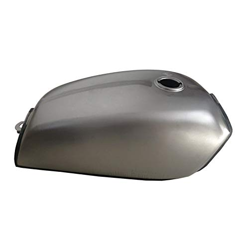 flygogo Tank 8L Motorcycle Fuel Gas Can Vintage Tanks for Honda CG JH70 No Spray Paint