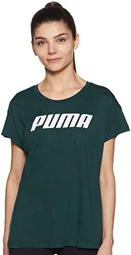 PUMA Modern Sports Logo tee - Camiseta Mujer