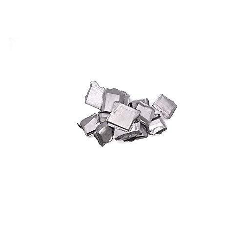 Tantalum Metal, 99.95% Pure Tantalum – Pieces Sized 25mm(1') or Smaller - 500 Grams