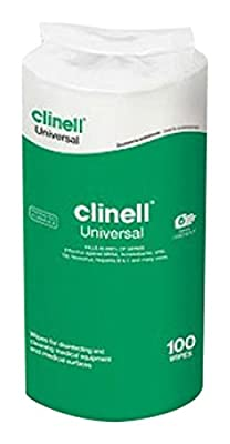 Clinell EA564-R Refill for Clinell Universal Wipes by Clinell