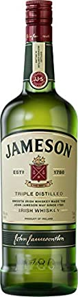 Jameson Original Whiskey Irlandés, 1 L