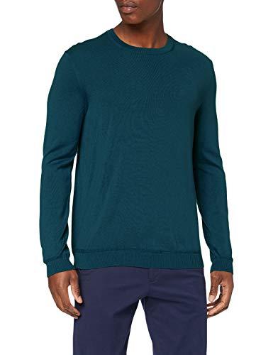 Esprit 090eo2i301 Suéter Verde ( 389/Botella Verde 5 ) , XXL para Hombre