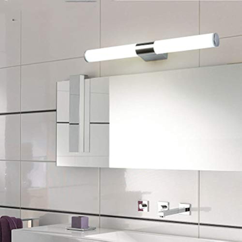 BEI-YI Spiegel Scheinwerfer Kreativ Minimalist Bad WC Kabinett Spiegel Scheinwerfer Stilvolle Atmosphre Spiegel Licht -2574Spiegellampen (Farbe   42cm, gre   Weies Licht)
