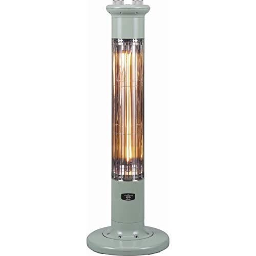 アラジン(Aladdin) 電気ストーブ 遠赤グラファイトヒーター グリーン CAH-1G9B-G