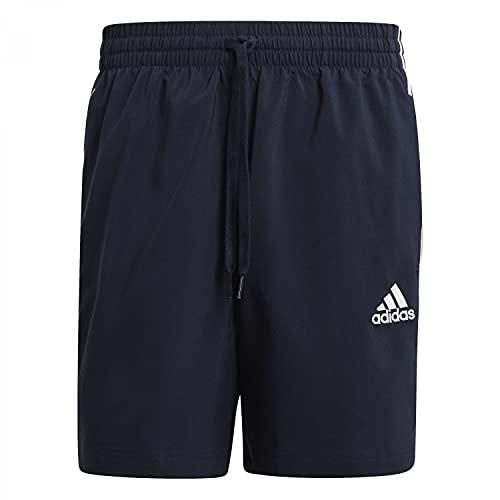 adidas Mens Shorts (1/2) M 3S Chelsea, Legink/White, GL0023, S EU