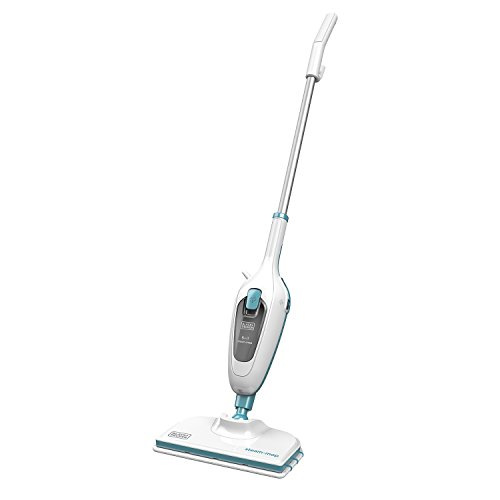 BLACK+DECKER FSMH13E5-QS Lavapavimenti a vapore STEAM-MOP 5 in 1, 1300 W