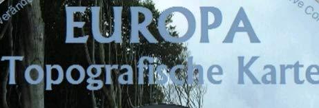 Garmin Europa Topo 2020 OSM + TopoActive, 16 GB MicroSD topographische Karte GPS