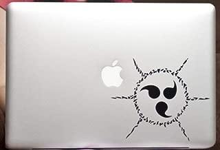 Cursed Seal Sasuke Naruto Sticker Decal - 5 Inch - Apple Macbook Laptop Decal