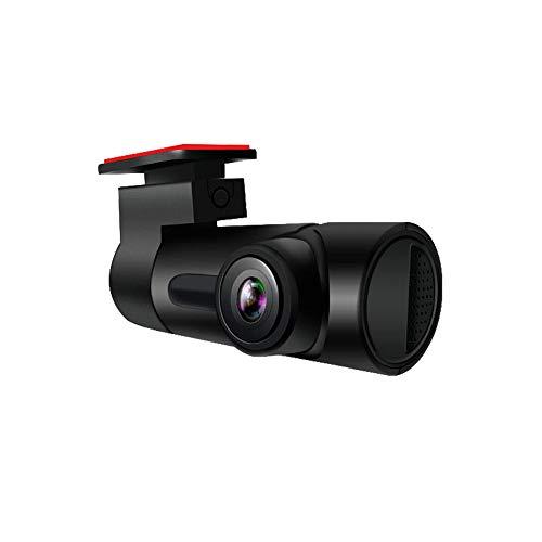 CáMara Para Coche Con Sensor De Movimiento Wifi Y Gps,Dashcam Grabadora Ultra Hd,Dash Cam De áNgulo Amplio 170° Con G-Sensor,Monitor De Estacionamiento,DeteccióN De Movimiento, GrabacióN En Bucle