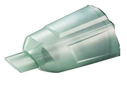 Bosch Original-Ersatz-Staubkammer (Version passend für: Bosch kabelloser PAS 18 Li Handstaubsauger) mit Stanley Keytape (siehe Abbildung) + Cadbury Schokoriegel