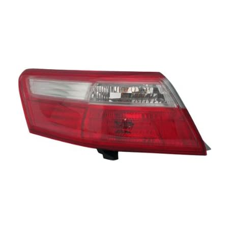 TYC 11-6412-00-1 Compatible with TOYOTA Camry Replacement Tail Lamp