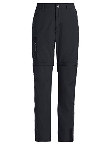 VAUDE Herren Hose Men\'s Farley ZO Pants V, black, 58, 42172