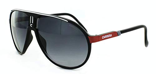 Carrera Champion (Negro/Rojo)