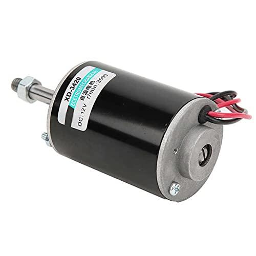 Dc Motor,Motor De Corriente Continua CORRIENTE CONTINUA Motor síncrono 12/2 4V 30W Alta velocidad CORRIENTE CONTINUA Motor para BRICOLAJE Motor eléctrico generador (Voltage(V) : 24V)