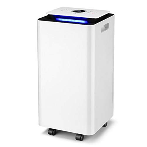 Big Save! Fbestfan 2.5L Dehumidifier, 2.5L Detachable Water Tank, LED Indicator, Automatic, Eco-Frie...
