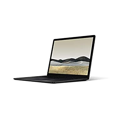 Microsoft VEF-00022 Surface Laptop 3  13.5 Touch-Screen  Intel Core i7 - 16GB Memory - 256GB Solid State Drive, Matte Black