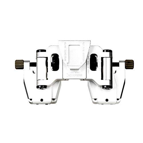 VIPO SOTAC PVS14 Nachtsicht-Fernglas-Halter, taktische NVG-Halterung, Fernglas-Nachtsicht-Halterung, 1001028T73DN, silber