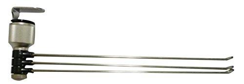 ASVEL(アスベル)レア『フキン掛け3本ステンレス吊戸棚用(A244308)』