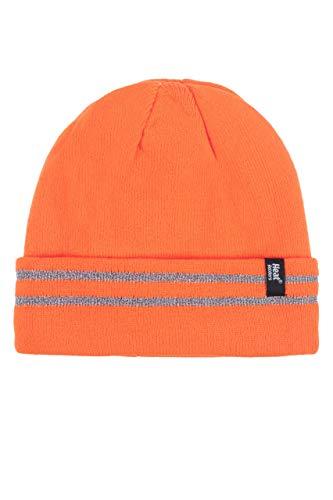 HEAT HOLDERS Herren und Damen Workforce Hut Packung mit 1 Leuchtend Orange Einheitsgröße