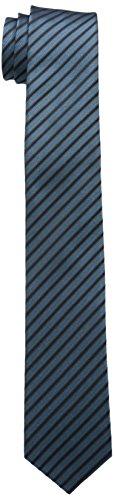 Monti Herren 01111-0049 Krawatte, Türkis (petrol 4310), One size (Herstellergröße: Breite 6 cm)