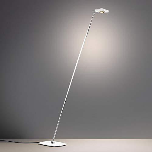 Oligo LED Standleuchte mit Touchdimmer Kelveen 90° Weiß