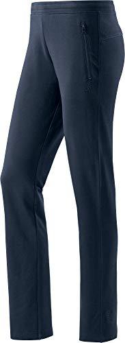 Joy Sportswear Sheryl Damen Freizeithose lang mit Seitentaschen für Freizeit, Sport & Fitness Normalgröße, 48, Night