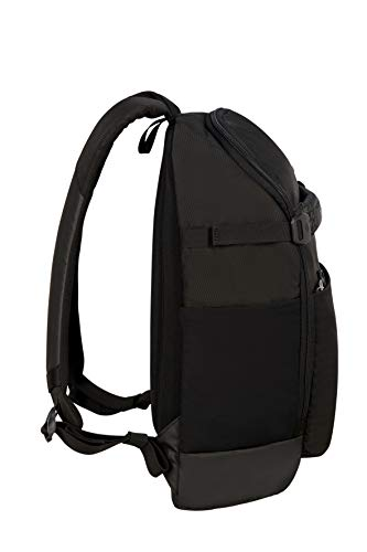 Samsonite Hexa-Packs - Laptop Backpack Small - Day Rucksack, 43 cm, 16 Liter, Black