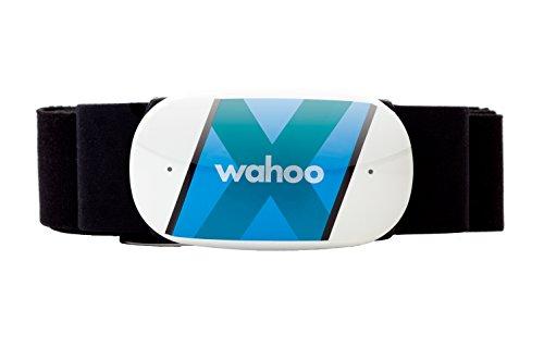 Wahoo Fitness TICKR X Monitor de Frecuencia Cardíaca con Memoria, Unisex, Blanco, Talla Única