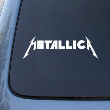 METALLICA-vinyle autocollant decal stickers #a1356