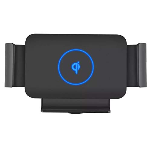 LJMG Qi Cargador Inalámbrico De Automóvil, Soporte De Teléfono De Sujeción Automático, Adecuado para Samsung Galaxy Fold2 S10 iPhone XS 11 MAX XIAOMI Huawei Mate X