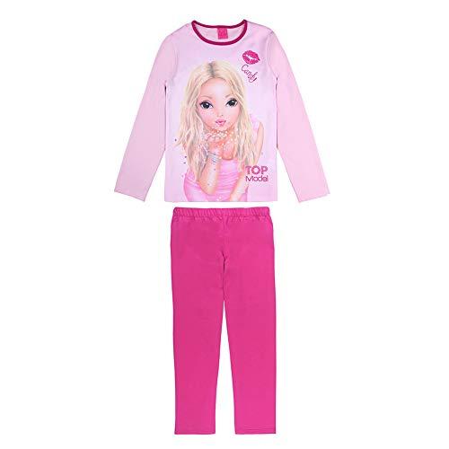 Top Model, supermodelo niñas Pijama, Ropa de Dormir,