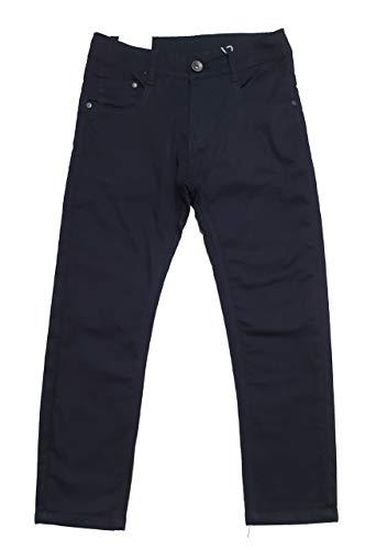 Fashion Boy warme Jungen Stretch Thermohose in Schwarz, Gr. 122/128, JT5872.8