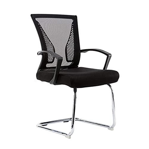 N&O Renovierungshaus Besprechungszimmer Stühle Bürostuhl Atmungsaktiv Bequemer Stuhl Verschleißfest Leicht zu reinigen Stuhl Computertisch Und Stuhl Konferenzstuhl Multifunktionaler Computerstuhl
