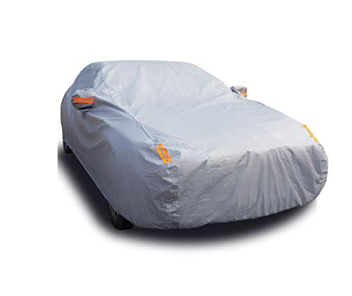 Car Covers Applicable to Mercedes-Benz SL-Class Car Cover Compatible with Mercedes-Benz SL400 SL350 SL300 SL500 Special Car Cover Sunscreen Rainproof Thickening Insulated Car Cover