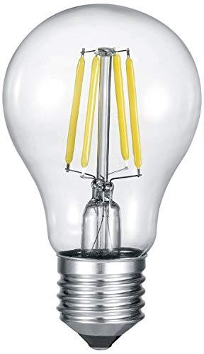 Trio Leuchten LED Glas Filament Leuchtmittel 987-400, E27 AGL 4 W, 3000 K, 400 lm